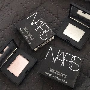 NARS single eyeshadow bundle